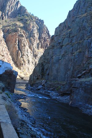 Royal Gorge Route Railroad: traveling through the gorge
