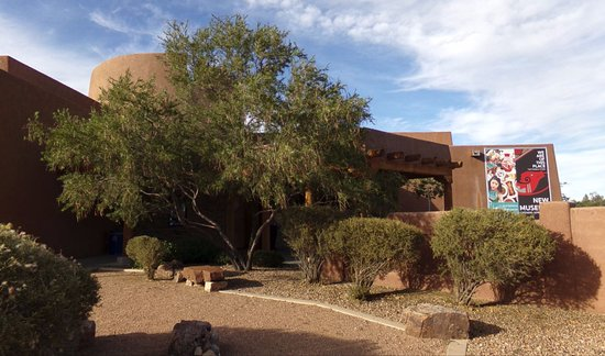 Native American Dancers - Picture of Indian Pueblo Cultural Center ...