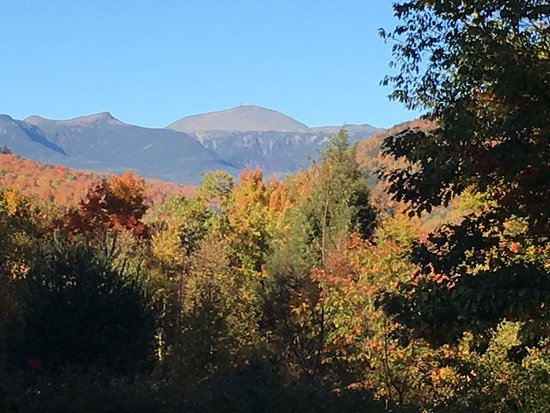 Hart's Location, NH: Stunning beauty of Crawford Notch State Park