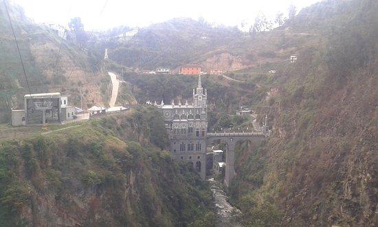 Teleférico de Las Lajas
