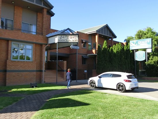 Quality Hotel Wangaratta Gateway Updated 2017 Reviews