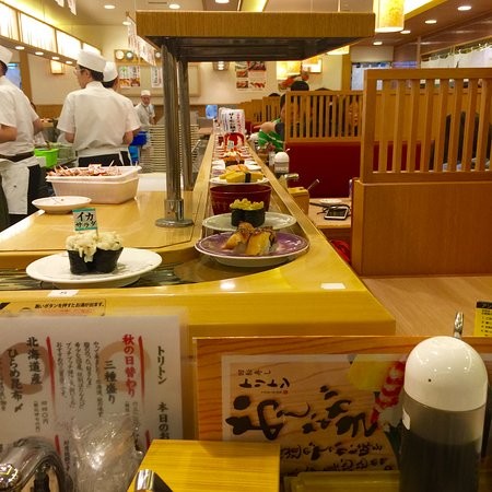 Walking In The Restaurant Picture Of Toriton Tokyo