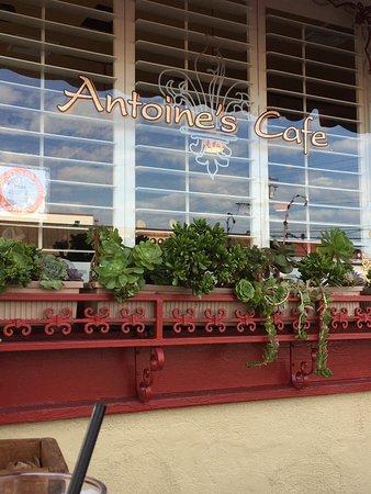 Antoine S Cafe San Clemente Ca