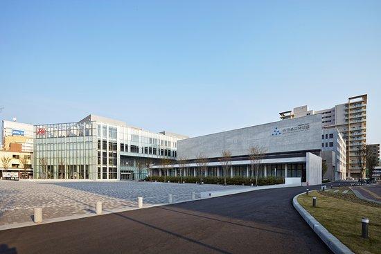 新秋田県立美術館