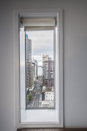 Barclay Suites Auckland: View from our bedroom