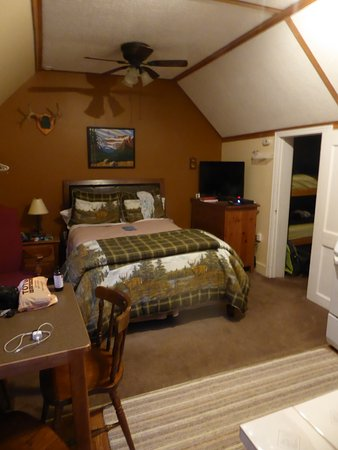 Foto de Holiday Lodge Bed & Breakfast & Cabins