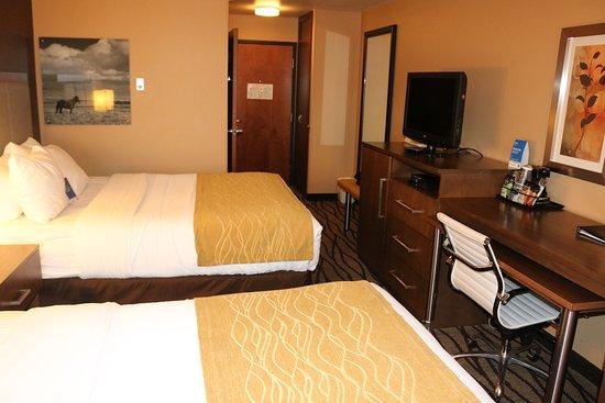 Comfort Inn & Suites Market Place Great Falls : room # 314