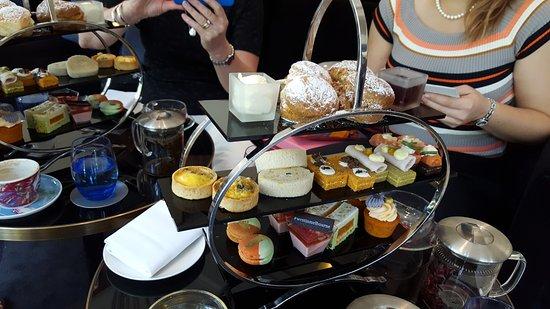 The Westin Melbourne: High Tea