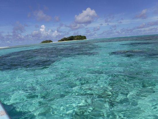 Chuuk, Federalne Stany Mikronezji: 無人島