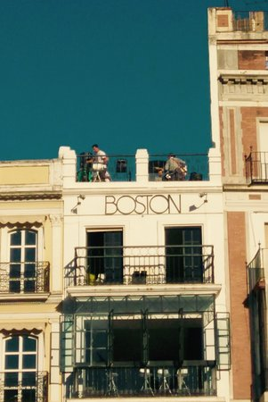Sevilla boston