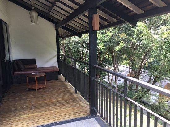 Balcony - Turi Beach Resort Photo