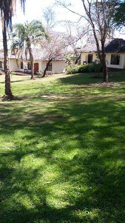 Arusha Safari Lodge: Peaceful retreat