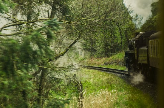 Steam travel to Pickering from Whitby