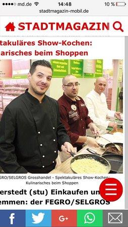 Quickborn, Tyskland: La Famiglia