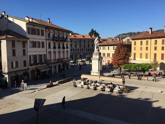 Albergo Firenze, hoteles en Como