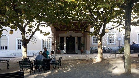 Tamengos, Portugal: entrée