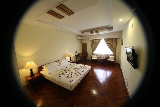 Interior - Picture of Shwe Htee Hotel, Mandalay - Tripadvisor