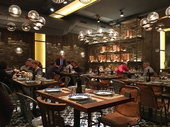 pulperia can lampazas fantastic decoration fantastic food feels like you are on paseig