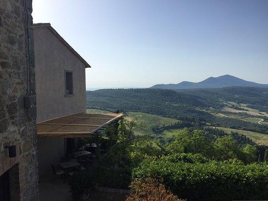 Castiglioncello del Trinoro, Italy: Deliciously romantic