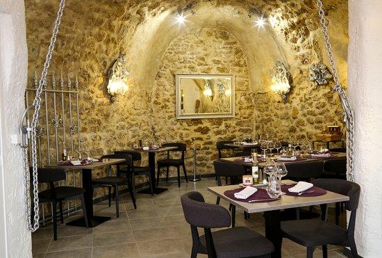 La table du roy salon de provence restaurant avis for Restaurant indien salon de provence