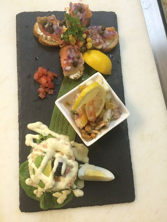 Cupecoy Bay, St-Martin/St Maarten: Ernest & Fidel Cafe