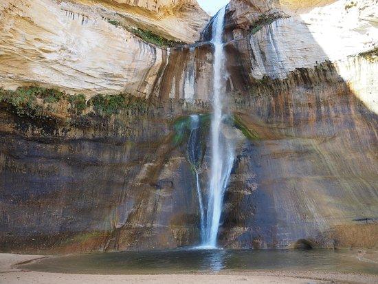 Calf Creek Falls Recreation Area: Calf creek falls