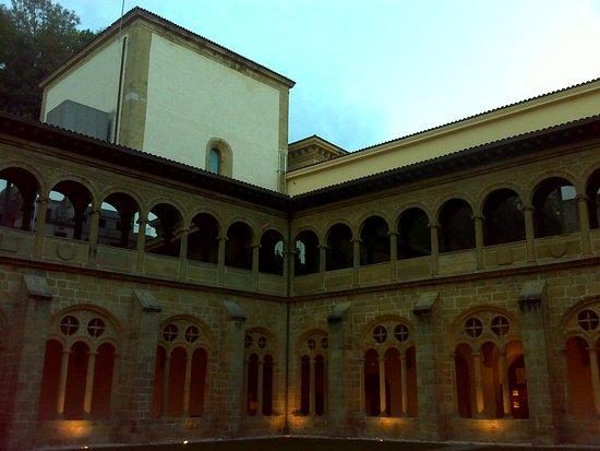 San Telmo Museoa : Claustro.