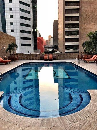 JW Marriott Hotel Caracas: Pool
