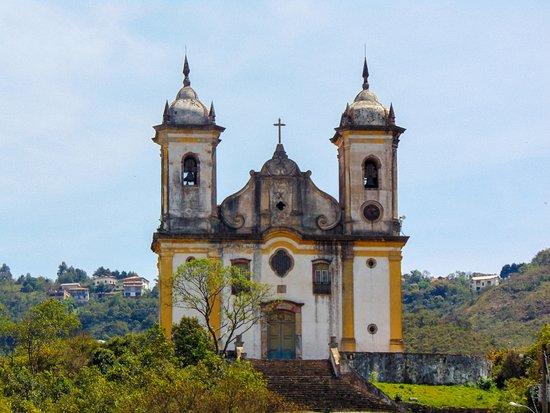 Sao Francisco de Paula church