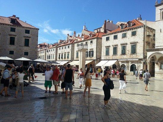 Kastel Novi, Croatia: Dubrovnick mooie stad echt een bezoek waard