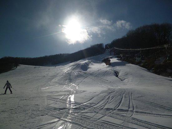 Benkei Onsen Orofure Ski Area