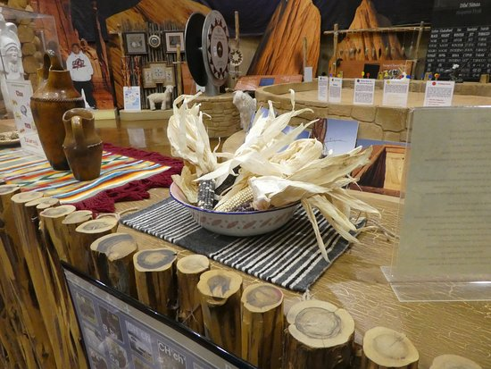 Explore Navajo Interactive Museum: good historical record