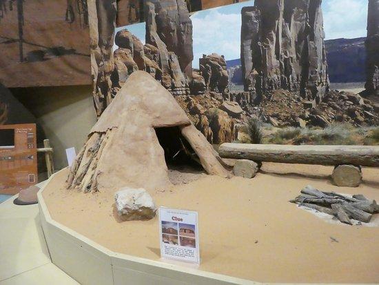 Explore Navajo Interactive Museum: hopi