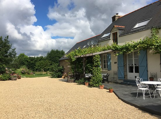 Brittany at its best Review of Sous le Bois Gites Rochefort en