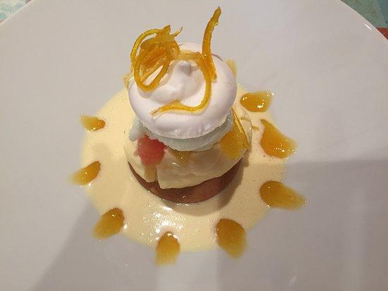 Menu Restaurant Le Mirabilis
