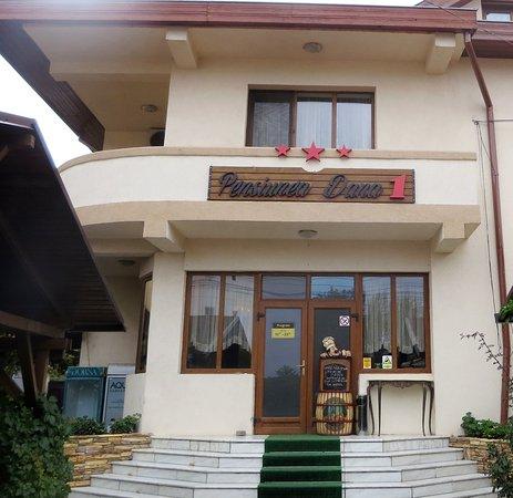 Focsani, Roumanie : Angehme Pension, sehr zum empfehlen