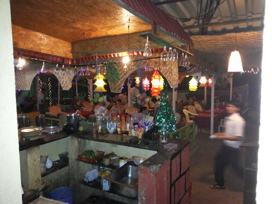 Anjuna, India: Delicias food and best ambiance