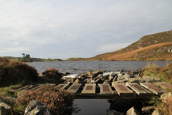 Llwyngwril, UK: Cregennan lakes