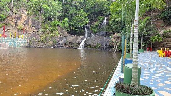 Araguaína, TO: Cachoeira