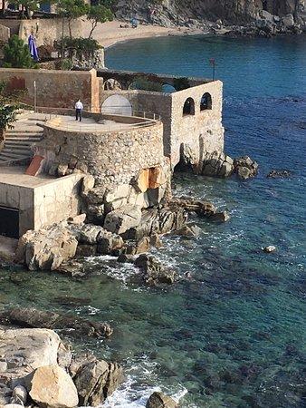 Hotel Sant Roc : Hotel View