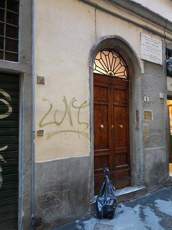 B&B Il Gattopardo Firenze: εισοδος