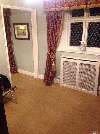 Hough-on-the-Hill, UK: Room 1 - quiet, cosy and comfortable. Plenty of space and excellent facilities.