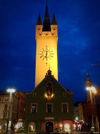 Straubing, Tyskland: City Tower