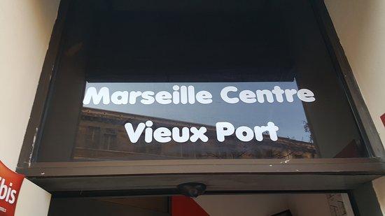 Ibis marseille centre vieux port photo de ibis marseille - Ibis marseille centre bourse vieux port hotel ...