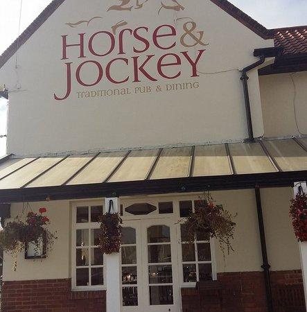 Goole, UK: The Horse and Jockey