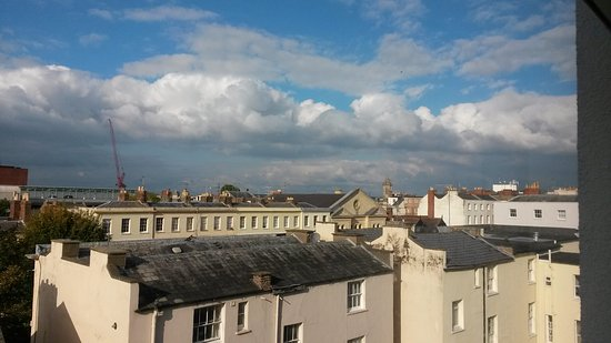 view across regency rooftops from room 415 picture of citrus rh tripadvisor com