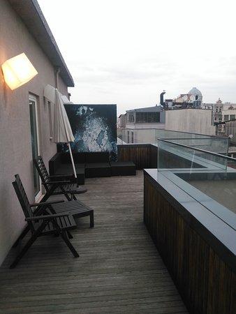 Misafir Suites 8 Istanbul: IMG_20161030_074838_large.jpg