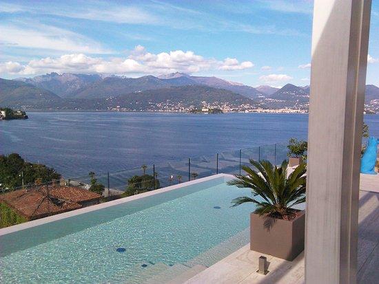Picture of la palma hotel stresa tripadvisor - The sky pool a deluxe adventure ...