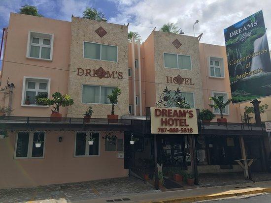 Dreams Hotel Puerto Rico: Front