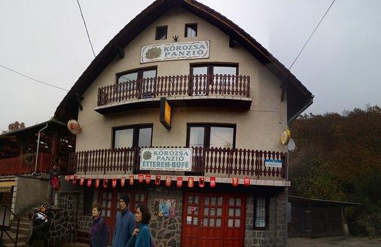 Kemence, Węgry: Korozsa Panzio